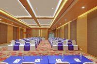 Meetings & Conferences Hall Near Airport Road Gandhinagar - Ahmedabad Express Highway Hotel German Palace near Gandhinagar Ahmedabad Airport, Meeting Conferences, Luxurious Room, Banquet Corporate Halls, Veg Non Veg Restaurant