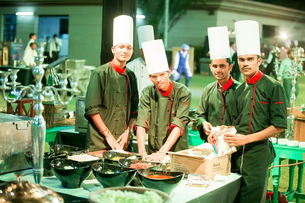 Catering Services for Wedding and Receptions. Gandhinagar Ahmedabad Airport Road.