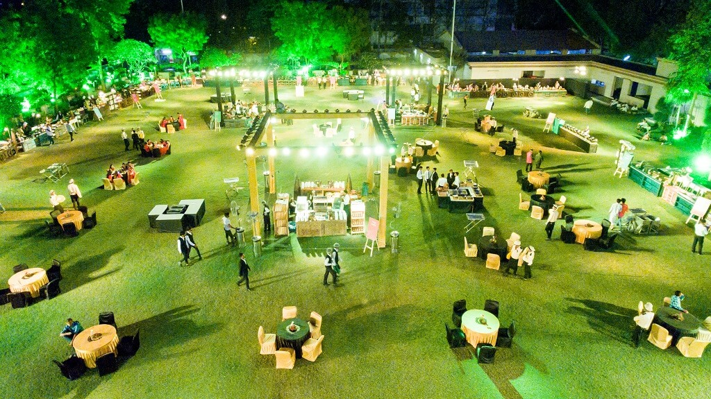German Catering Services for Wedding and Receptions. Gandhinagar Ahmedabad Airport Road.